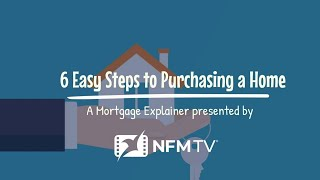 Mortgage Explainer: 6 Easy Steps to Purchasing a Home