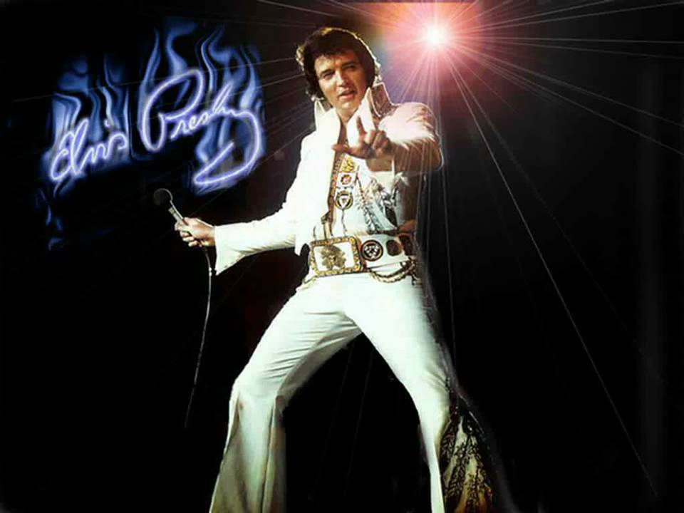 Elvis Presley & Wynonna Judd singing Burning Love (v2 ...