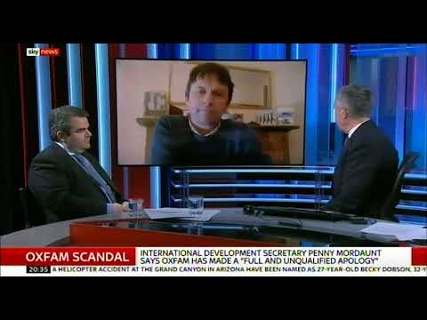 Sky News: Oxfam Scandal