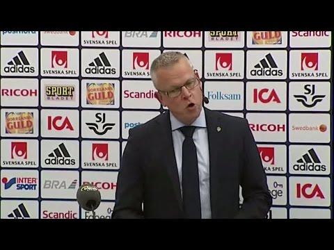 """Jakob Johansson uttagen till Frankrike-mötet: """"Har mer defensiva egenskaper"""" - TV4 Sport"""