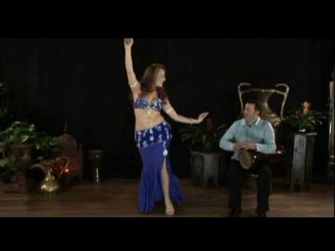 Bozenka Improv Drum Solo With  Issam Houshan