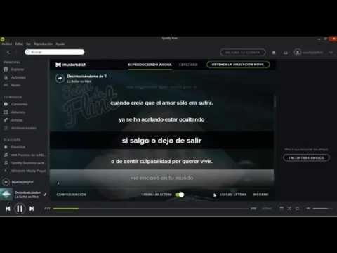 Cómo Leer La Letra De Las Canciones Mientras Suenan En Spotify
