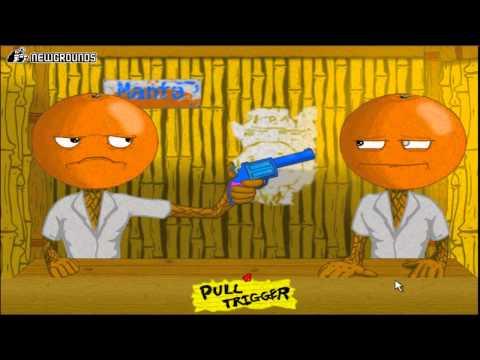 Orange roulette juegos