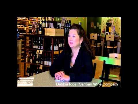 Salem Area Chamber of Commerce testimonial: Santiam Wine Company