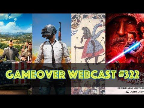 GameOver Webcast #322