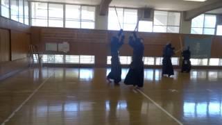 jigeiko Ryutaro and My high school sensei