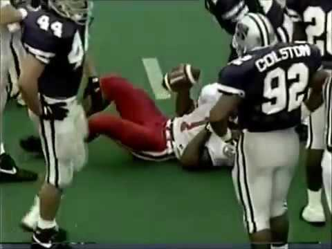 1994 #2 Nebraska at #16 Kansas State 1 of 1