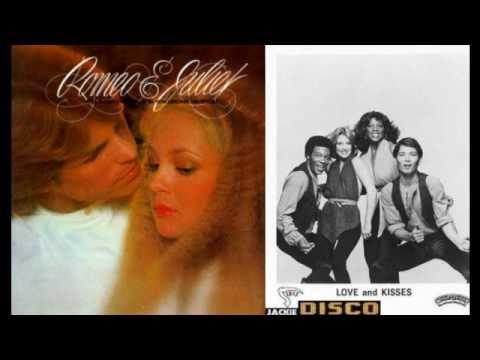 Alec R Constandinos Love And Kisses - Romeo & Juliet Acts I +II +III +IV + V LP 1978 DOOR Jackie