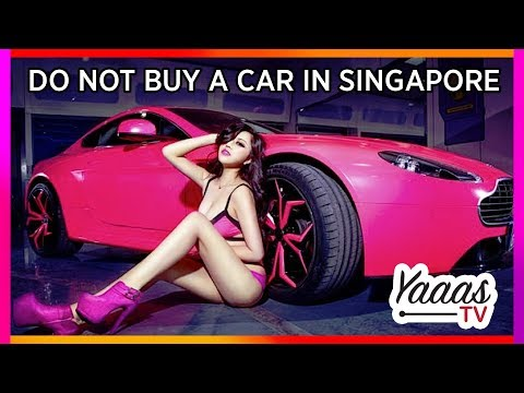 7 Reasons To Not Buy A Car In Singapore