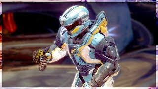 Halo 5 - Crazy FFA Games!...