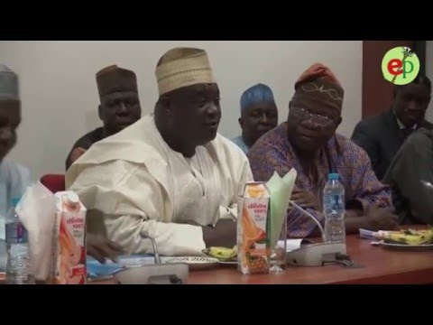 Senate Committee on Finance 2016 Budget Defence by UBEC