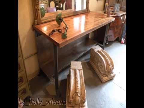 kitchen butcher table