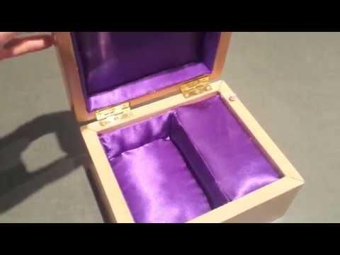 Musical Jewellery Box - Hushabye Mountain