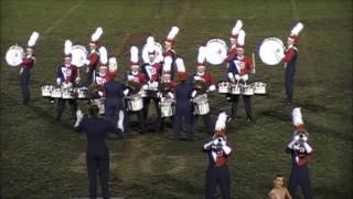 september 17 2016 pride of dayton marching band