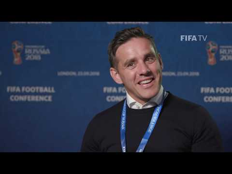 LOOKING AHEAD TO THE FIFA FOOTBALL CONFERENCE