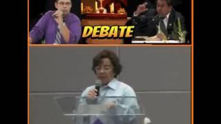 el origen de la iglesia debate salvador melara vspastor protestante