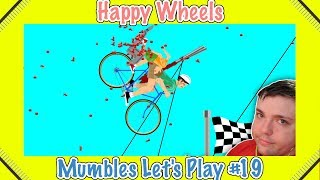 Happy Wheels - OUCH!  - Mumbles Let