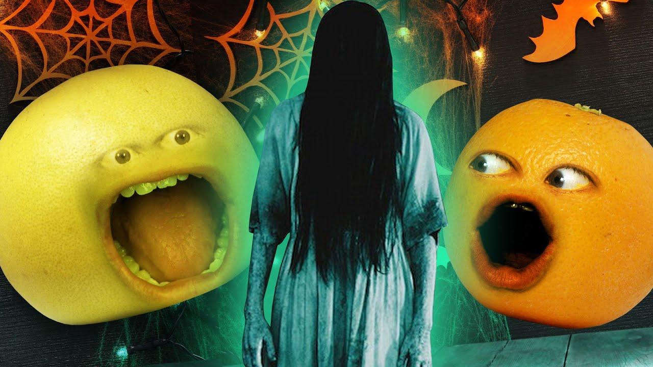 The Annoying Orange - Try Not to Scream Challenge! #SHOCKTOBER