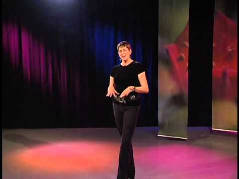 The Stephanie Herman Show - Ballerina Toe Shoes and Touring