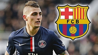 Marco Verratti Destroying Barcelona ● Next Xavi ● 2014-2017 HD