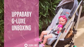 Uppababy G-Luxe Unboxing & First Impressions