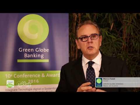 Intervista a Marco Fedeli | X Edizione Green Globe Banking Conference & Award