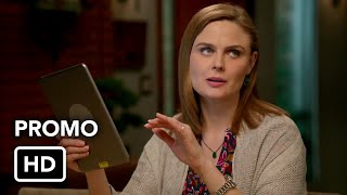 "Bones 10x11 Promo ""The Psychic in the Soup"" (HD)"