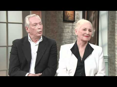 """Connections---Mel and Susan Finlay with Phil Reinders """"Seeking Gods Face"""""""