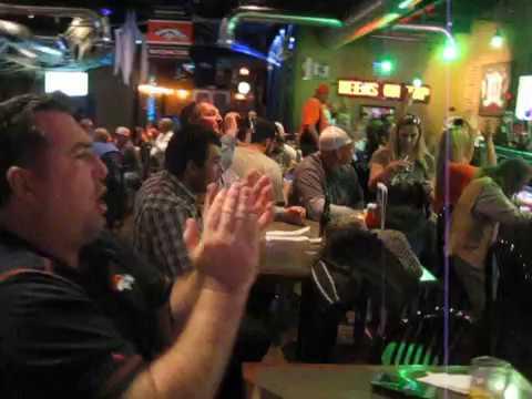 Denver Broncos Fans Cheer After TD