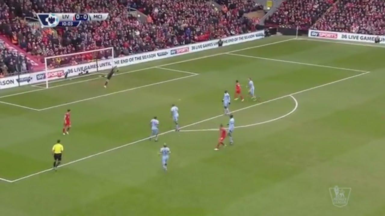 Liverpool Vs Man City 2015 Goals Highlights
