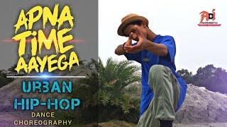 Apna Time Ayega_Gully boy||Dance Choreography||A.D.I