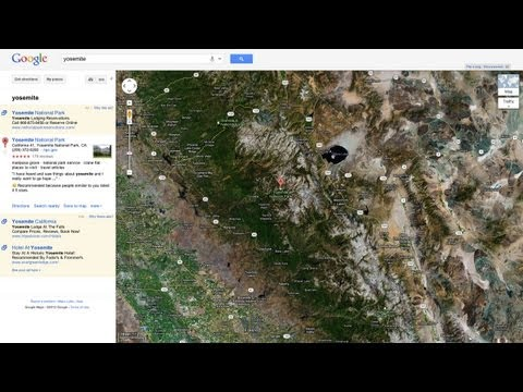 Introduction to Using Google Maps in the Classroom