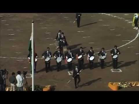 65th Indian Republic Day, 2014 - Brass Band