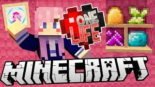 Crystal Collection | Ep. 15 | Minecraft One Life
