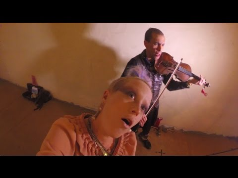 """""""MAGIC SOUL"""" a Violin and Vocal Improvisation by Tribal Baroque"""