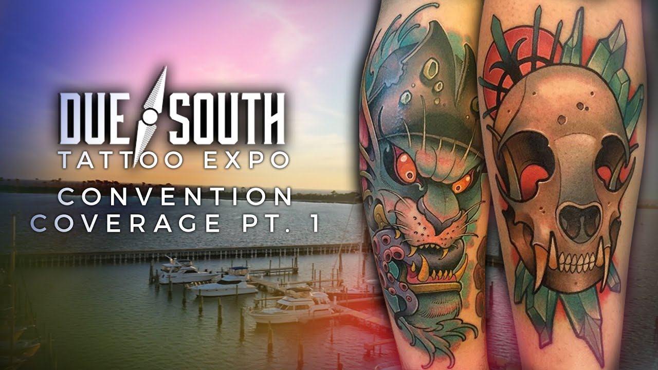 tattoo convention coverage due south part 1 biloxi mississippi