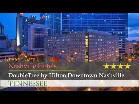 DoubleTree By Hilton Downtown Nashville - Nashville Hotels, Tennessee