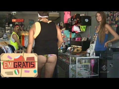 Emigratis, Con Pio E Amedeo - Preparativi Per I Party Di Ibiza , Parte Il Degrado.