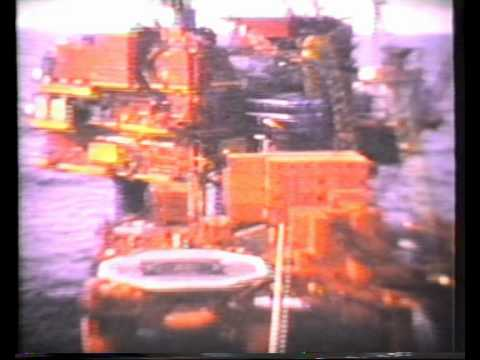 Bristow North Sea Ops 1979