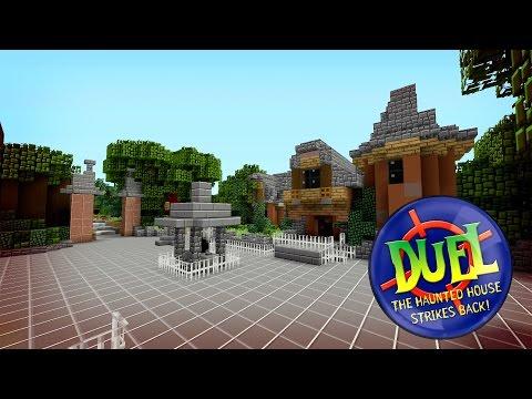 DUEL | Alton Towers (Minecraft)