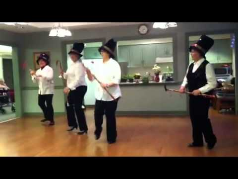 Monroe Tap Dancers