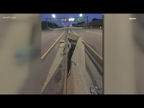 MnDOT crews fix 28 road buckles due to extreme heat, even more expected later this week