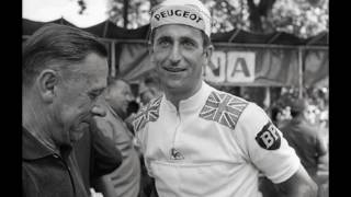 Tom Simpson(1937-1967)  Memorial Day  Mont-Ventoux 17-06-2017