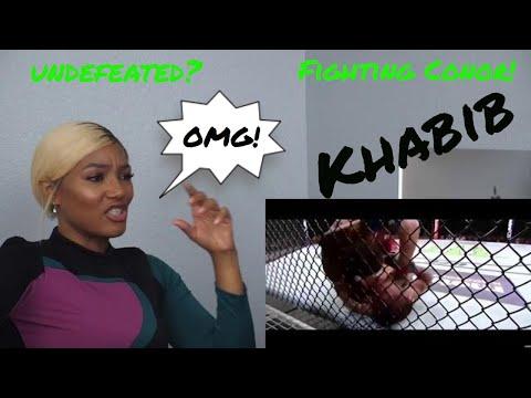 Khabib Nurmagomedov, UFC Knockouts, Highlights Reaction