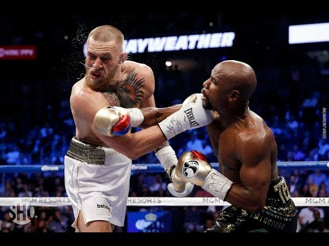 CONOR MCGREGOR VS FLOYED MAYWEATHER [FULL HIGHLIGHTS] Fight Of The Century!