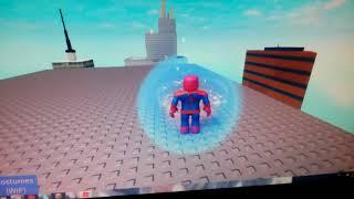 TUCA LETENJE UZIVANJE-ROBLOX SPIDER-MAN ADVENTURE