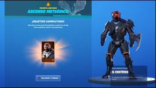 Skin the scientist fortnite tX