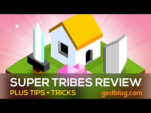 SuperTribes Review Plus Tips + Tricks