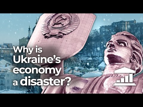 Why is UKRAINE the POOREST country in EUROPE? - VisualPolitik EN