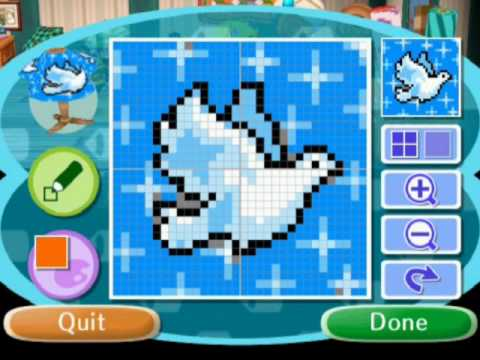Animal Crossing Design Patterns